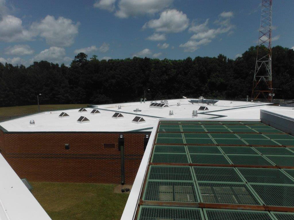 Commercial Roofing Contractor - J.King DeShazo III Inc. - Richmond, Hanover, Ashland, Chesterfield, Midlothian, Henrico, and Glen Allen
