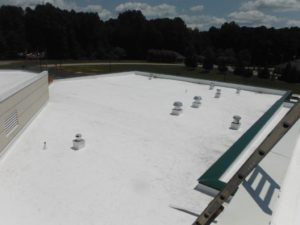 J. King DeShazo Roofing - commercial and residential roofing contractor - serving the Richmond Area
