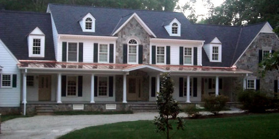 Residential Roofing by J. King DeShazo of Richmond - Glen Allan Virginia