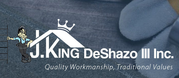 J. King DeShazo Roofing - Ashland Virginia - Commercial & Residential Roofing