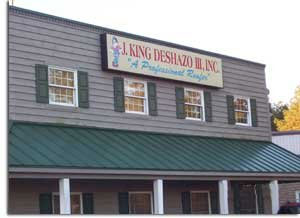 J. King DeShazo Roofing - Commercial & Residential roofer - Serving the Richmond area of Virginia