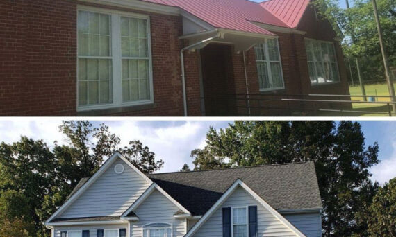 Residential Roofing Experts at J. King DeShazo III. Inc. serving Chesterfield VA